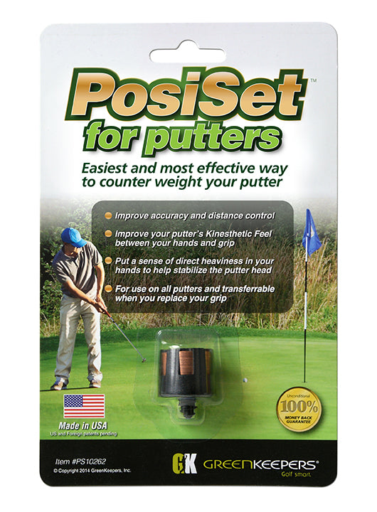 PosiSet for putters