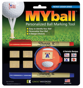 MYball (The Patriot Series Design)