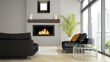 Fireplace Mantel Beam in modern condominium