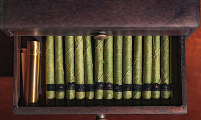 Luxurious Wraps and Pre-Rolls – Raw Pre-Rolled Cones and King Palms
