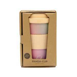 Bamboo Cup - White Choc - Waldelefanten Edition
