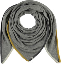 Load image into Gallery viewer, FRA Triangle Scarf Cashmere Blend