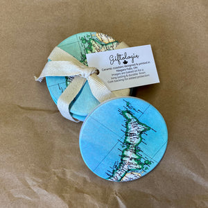 G Bruce Peninsula Coaster Set