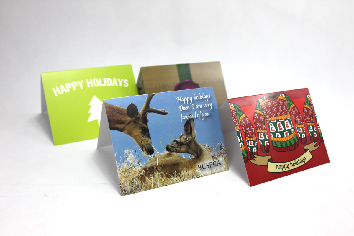Greeting Cards - Special Finishes