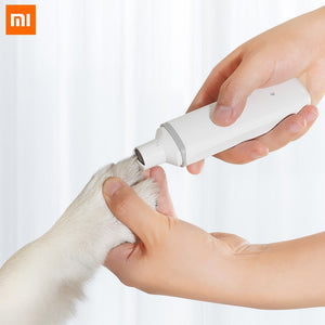 Xiaomi Mijia Pawbby Pet Nail Clippers Electric Nail Clippers Dog Cat Pets Nail Grinder Nail Trimmer Cutter Tools For Smart Home