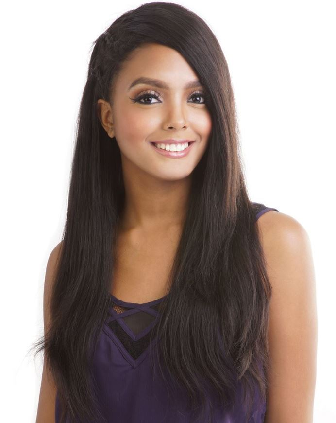 TRL4124 -WHOLE LACE STRAIGHT 24""