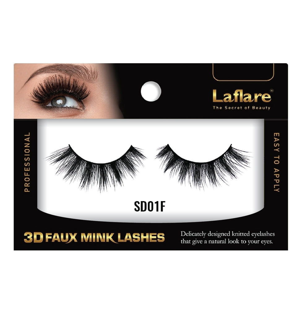 3D FAUX MINK LASHES LF-SD01F