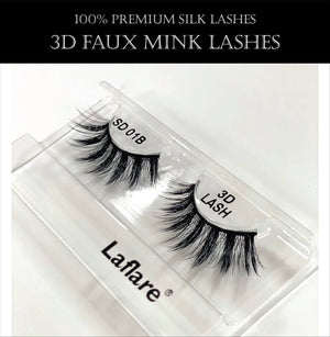 Load image into Gallery viewer, 3D FAUX MINK LASHES LF-SD01B