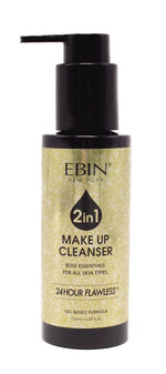 2 IN 1 MAKEUP CLEANSER
