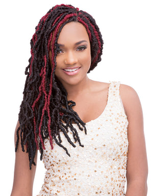Load image into Gallery viewer, 2X MAMBO NATURAL BORN LOCS 18""