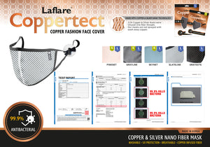 COPPERTECT FACE COVER