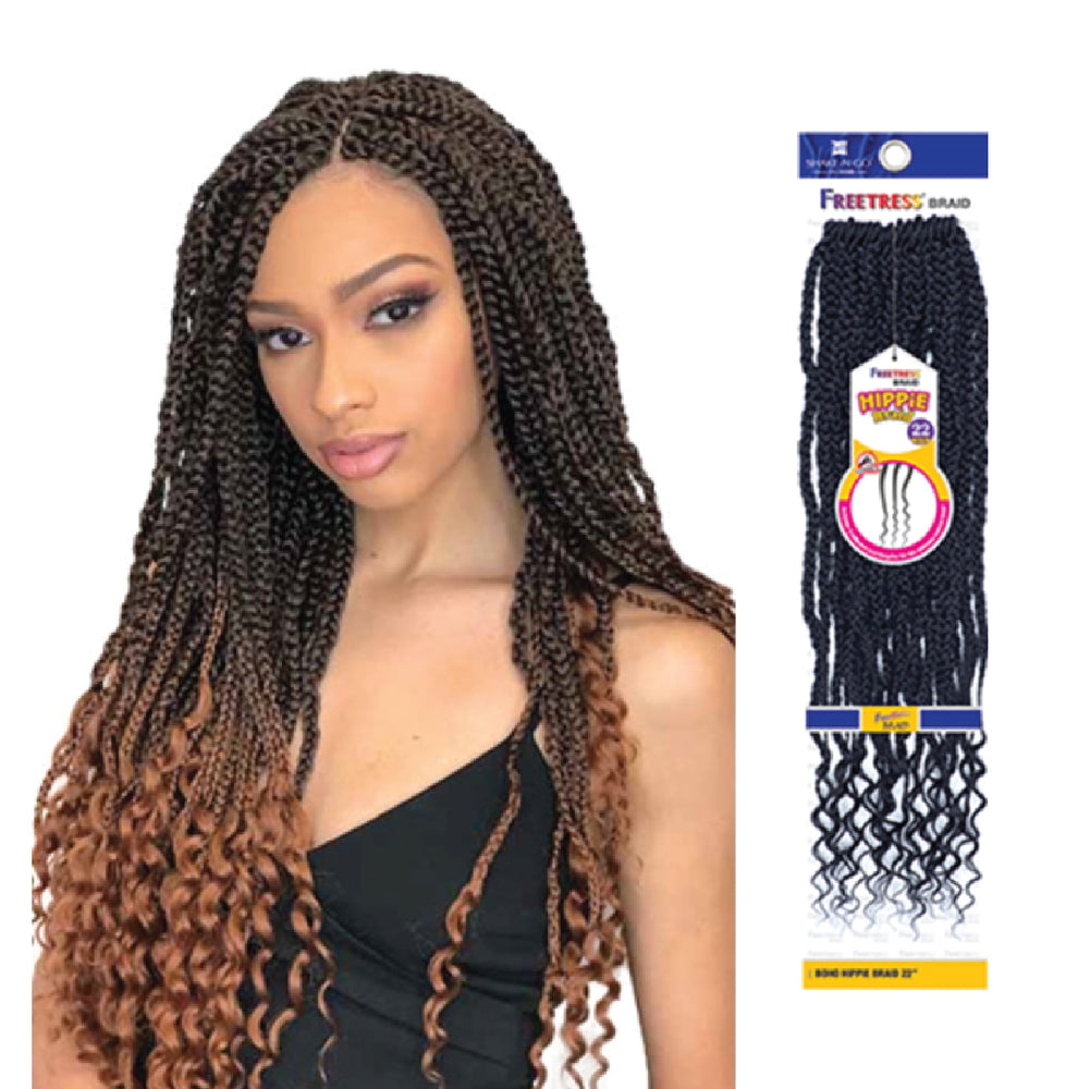 FREETRESS HIPPIE BRAID 22""
