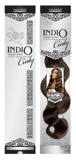 HOLLYWOOD INDIO VIRGIN REMY CURLY OCEAN WAVE 12""