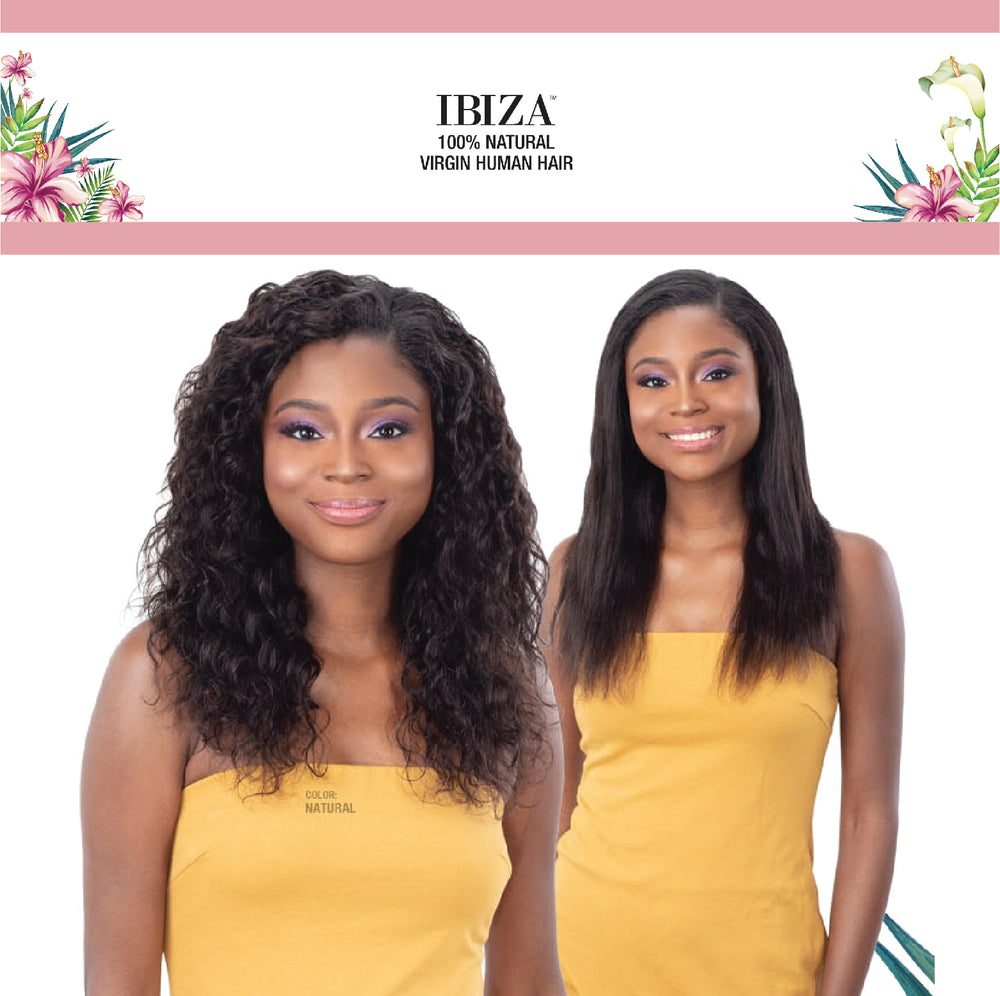"IBIZA WET & WAVY LOOSE DEEP 3PCS 10/12/14"" - 18/20/22"""