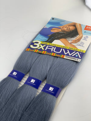 Load image into Gallery viewer, SB 3X RUWA PRE-STRETCHED BRAID 24""