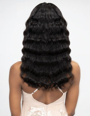 LUSCIOUS WET & WAVY TEYANA / NATURAL COLOR