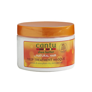 NATURAL HAIR DEEP TREATMENT MASQUE 12 OZ