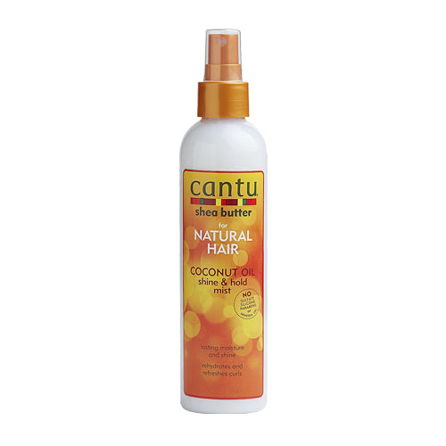 NATURAL HAIR SHINE & HOLD MIST 9 FL OZ