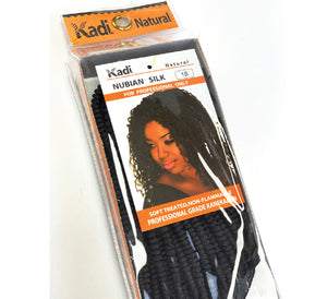 KADI NATURAL NUBIAN SILK
