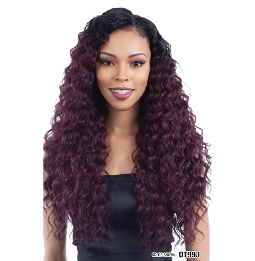"ORGANIQUE LOOSE DEEP WAVE 3PCS 14/16/18"" - 24/26/28"""