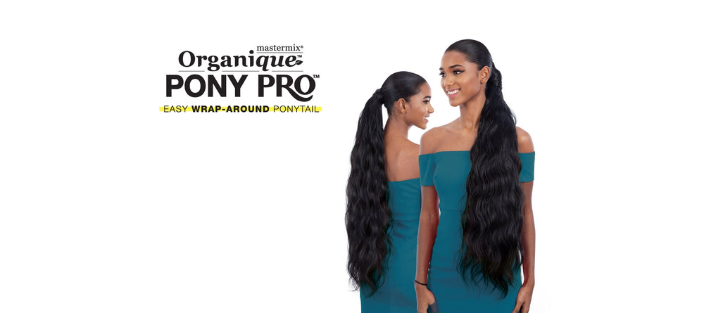 Load image into Gallery viewer, MILKYWAY QUE ORGANIQUE PONY PRO BODY WAVE 32""