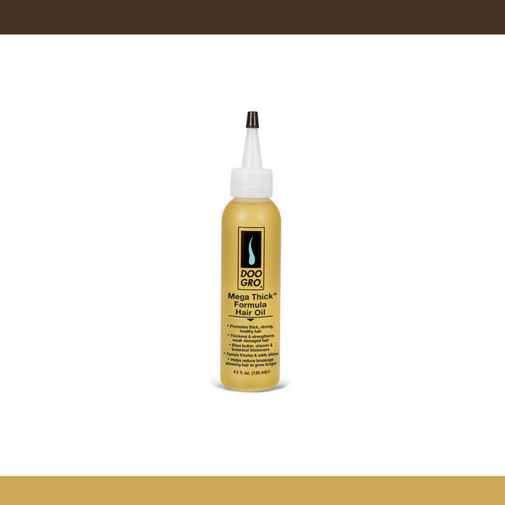 MEGA THICK FORMULA HAIR OIL