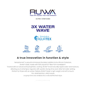 Load image into Gallery viewer, 3X RUWA WATER WAVE 18″
