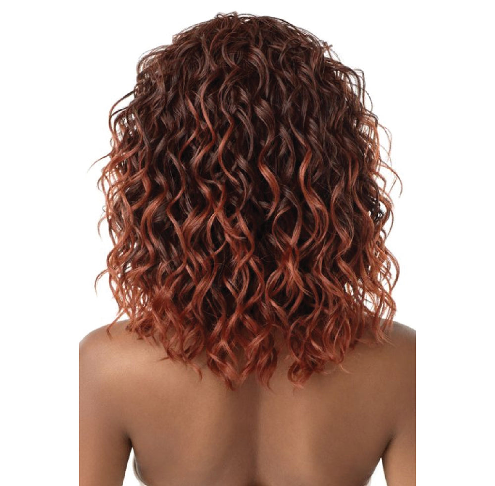 WET & WAVY LOOSE CURL 18″