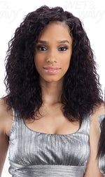 W&W LOOSE CURL 7PCS 10/12/14 ""