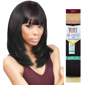 Load image into Gallery viewer, VELVET BRAZILIAN REMI NATURAL YAKI 14""