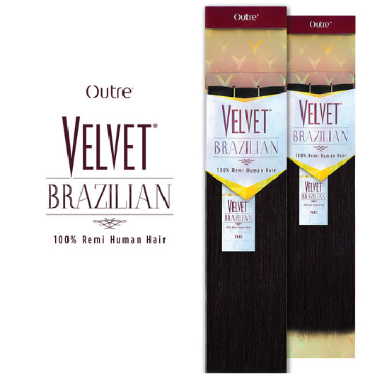 Load image into Gallery viewer, VELVET BRAZILIAN REMI YAKI 12""