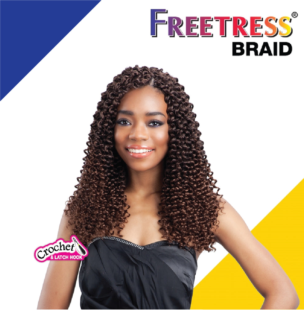"FREETRESS WATER WAVE BRAID 12""/CROCHET"