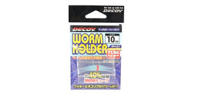 Worm Holder Tube Type