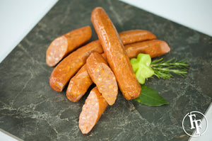 Alligator Andouille Sausage - 3 Pack