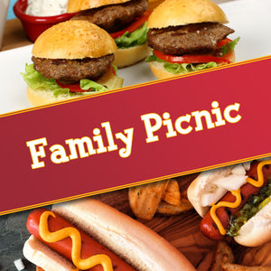 Family Picnic Grill Pack