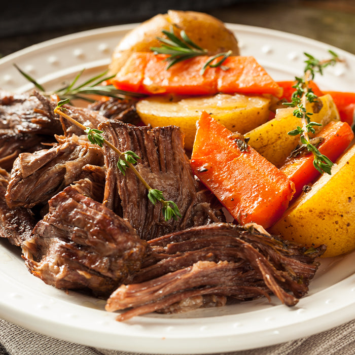 Old Fashioned Pot Roast