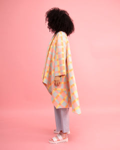 Reclamation Blanket Coat