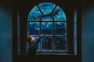 Magical photos of your children digitally edited