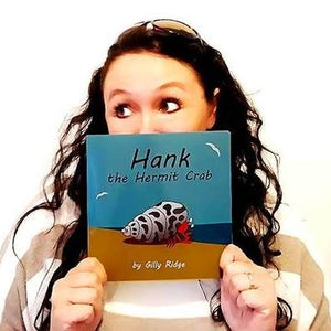 'Hank the Hermit Crab' Children's Book