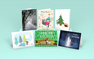 ExcludedUK Exclusive Christmas Cards