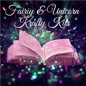 Kids Krafty Kits (Circus, Halloween, Unicorns)