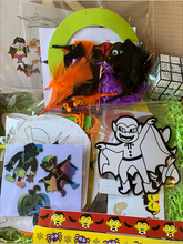 Load image into Gallery viewer, Kids Krafty Kits (Circus, Halloween, Unicorns)