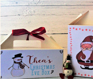 Personalised Christmas Gift Boxes