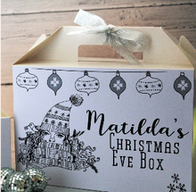 Load image into Gallery viewer, Personalised Christmas Gift Boxes