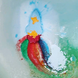 Space Rocket Bath Bomb