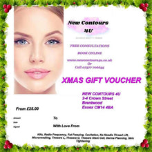 Load image into Gallery viewer, Christmas Beauty Treatments Voucher - (ESSEX)