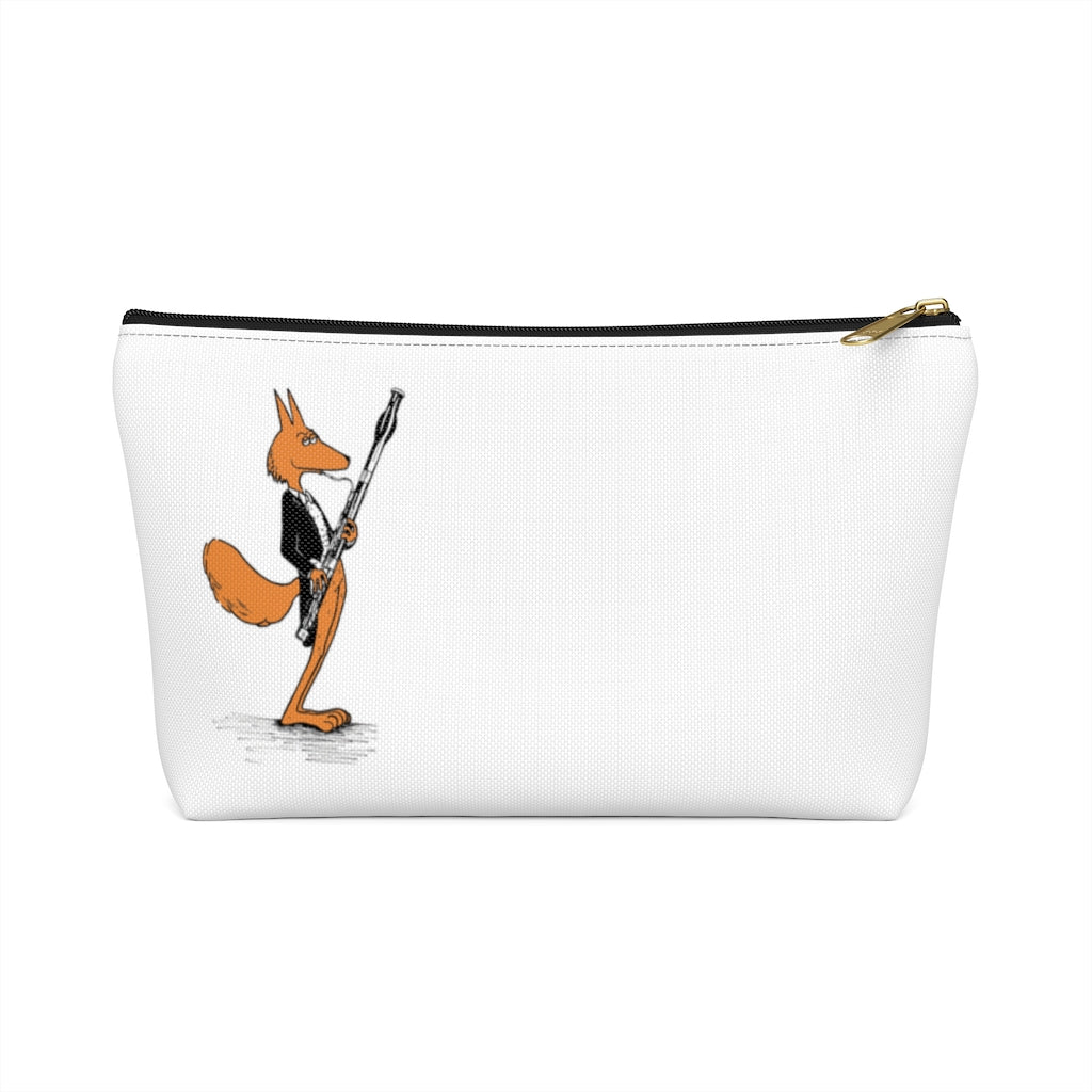 Accessory Pouch - Bassoon Tux Fox