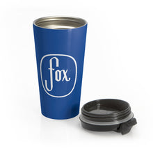 Load image into Gallery viewer, Fox Products Stainless Steel Travel Mug