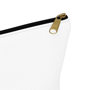 Accessory Pouch - English Horn Tuxedo Fox