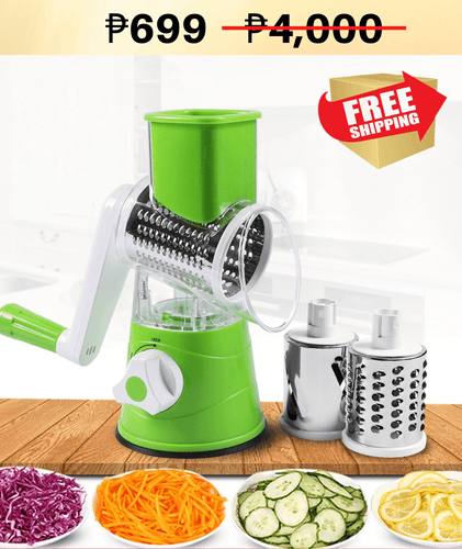 Mandoline Multi-Functional Slicer